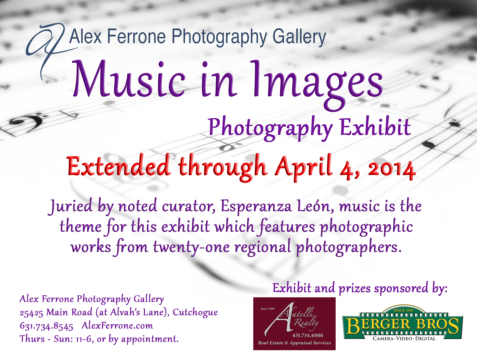 Music In Images Announcement Extended 318