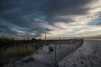 Robert Moses State Park by Ray Germann