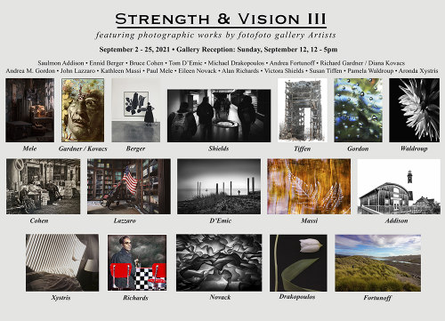 Strength & Vision 3 Annoucement