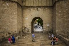 Cohen_Bruce-Old-City-Gate-in-Moorish-Spain