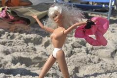 Sand Barbie